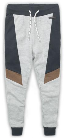 DJ-Dutchjeans spodnie dresowe chłopięce 158 szare