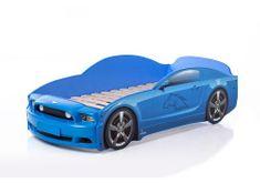 Futuka Kids Postel auto LIGHT PLUS F-Mustang