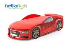 "Futuka Kids Postýlka auto UNO F-Audi, ""Standart"", Spojler"