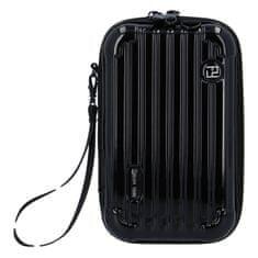 Romina & Co. Bags Moderná malá kabelka Forever young, čierna