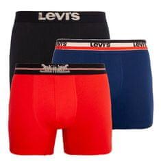 Levi's 3PACK pánske boxerky viacfarebné (100000520 001)