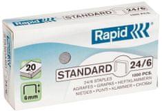 Rapid Standard sponke, 24/6 mm, 1000/1