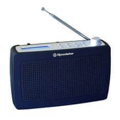 Roadstar TRA-886D + / BK rádió DAB + / FM, BVZ raktárszám: 9205286