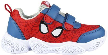 Disney Tenisówki chłopięce Spiderman 2300004640 czerwone/niebieskie 26