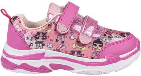 Disney tenisice za djevojčice L.O.L 2300004596, 32, ružičaste