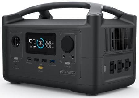 EcoFlow R600 1ECOR600 polnilna postaja