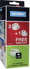 Dymo LW etikete za tiskanje, 54 x 101 mm, bele (99014)