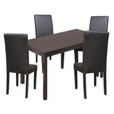 IDEA nábytek nábytek Jídelní set 4424