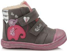 Ponte 20 dievčenská kožená obuv PV120-DA03-1-819A