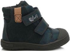 Ponte 20 chlapčenská kožená obuv PV120-DA03-1-263