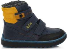 Ponte 20 chlapčenská kožená obuv PV220-DA06-1-871