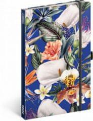 Diář 2021: Tropical - týdenní, 13 × 21 cm
