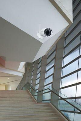 Kamera IP Technaxx Bullet PRO WiFi 1080P (TX-65), wykrywanie ruchu, śledzenie ruchu, rozpoznawanie ludzi