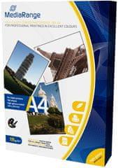 MediaRange A4 100 listů 135g lesklý (MRINK107)