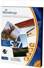 MediaRange 13x18 cm 50 listov 220g lesklý (MRINK114)
