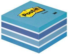 Post-It kocka 2028-B AQUA, plava