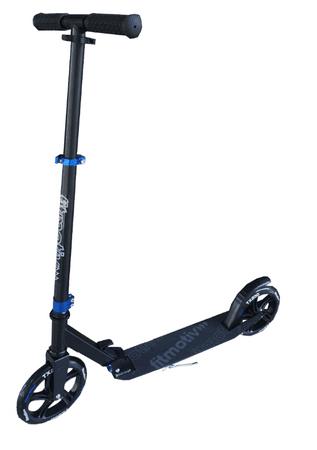 Fitmotiv 200 romobil, 200 mm, plavo-crni