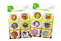 MosquitNo Trendi Citronella SpotZzz Safari Matricák, 5x6 db