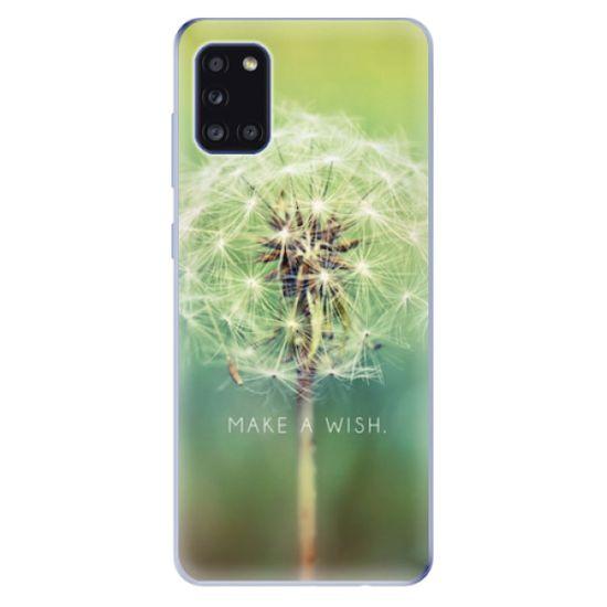 iSaprio Silikonové pouzdro - Wish pro Samsung Galaxy A31
