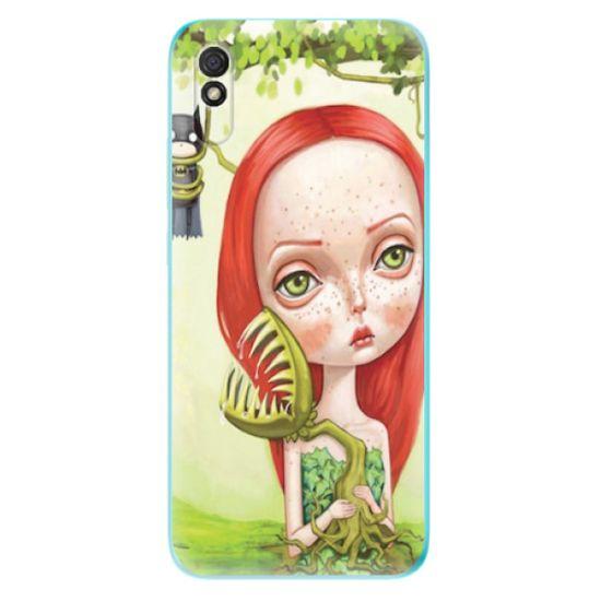 iSaprio Silikónové puzdro - Poison pre Xiaomi Redmi 9A