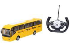 Wiky Autobus RC s efektami 28cm