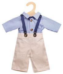 Heless mladoženjina odjeća za lutku, 35-45 cm