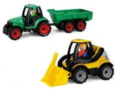 LENA komplet sa poljoprivrednim strojevima