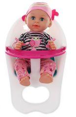 Lamps dijete s visokom stolicom