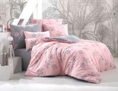 BedTex posteljina Idil, 140x200 / 70x90 cm, ružičasta
