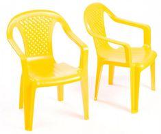 IPAE sada 2 židličky žluté