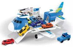 Lamps Letadlo rozkládací s autíčky