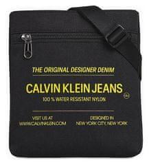Calvin Klein črna moška torbica CKJ Sport Essentials Mcrfltpk Ip Black