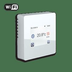Fenix Digitální programovatelný termostat TFT s Wifi - dotykový (White)