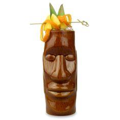 bar@drinkstuff Tiki pohár , veľkonočný ostrov 415 ml DS35699