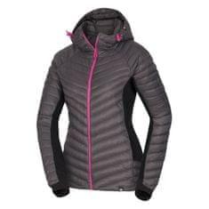 Northfinder Primaloft Bystra ženska jakna, crno siva