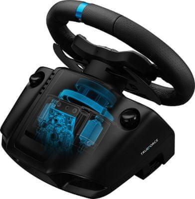 Herný volant Logitech G923 PS (941-000149) PC PS4 PS5 vibrácie