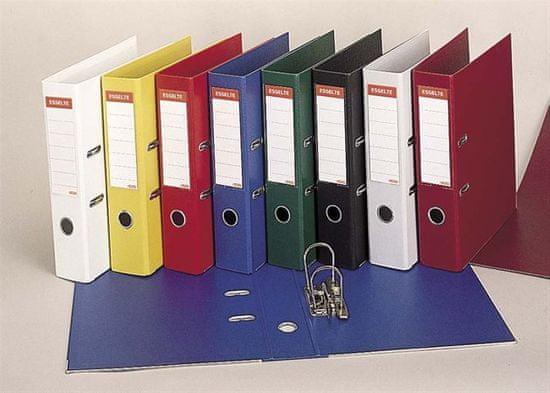"""Esselte Pákový pořadač """"Standard"""", ochranné spodní kování, fialová, 50 mm, A4, PP"""