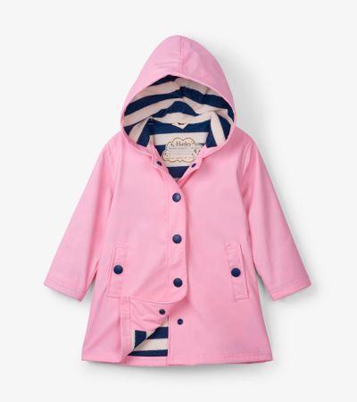 Hatley lány kabát, rózsaszín, 128
