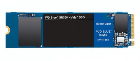 Western Digital Blue SN550 SSD disk, 250 GB, NVMe, M.2 2280 (WDS250G2B0C)
