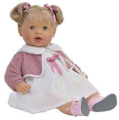 Nines 38001 Lutka Claudia s blistavom kosom, 55 cm