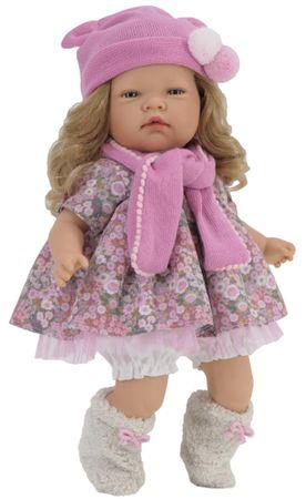 Nines 36500 Lutka Celia, 45 cm sa šeširom