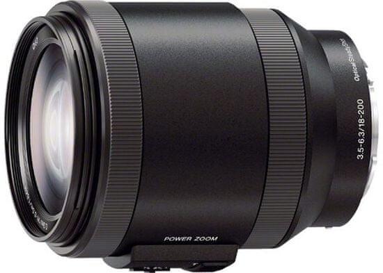 Sony 18-200 mm F3,5-6,3 E PZ OSS (SELP18200)