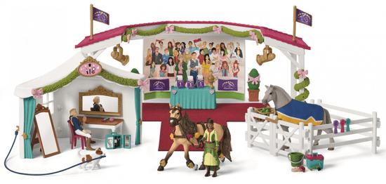 Schleich Velká koňská show 42466