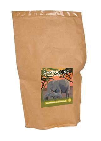 """CAFE FREI Káva """"Cappuccino Tradizionale"""", pražená, zrnková, 1000 g"""