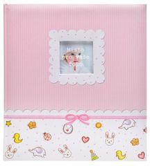 KPH Fotoalbum Young baby růžové