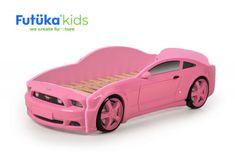 Futuka Kids Detská autopostel Light 3D