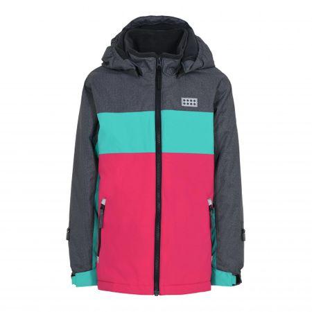 LEGO Wear LW-22846 lány kabát, 146, színes