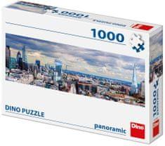 DINO Panoramski pogled na London slagalica, 1000 komada