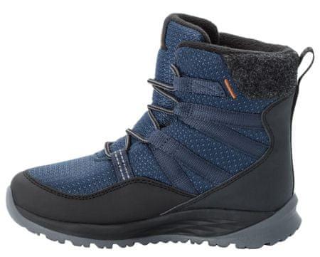Jack Wolfskin buty dziecięce Polar Bear Texapore High K 4036142-1166 37, niebieski
