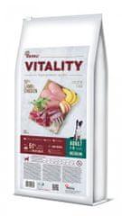 Akinu hrana za pse VITALITY dog adult medium lamb & chicken, 12 kg